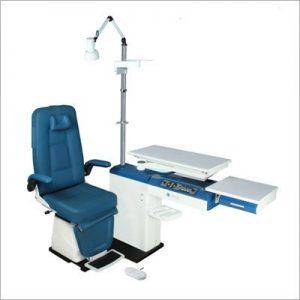 Optical Model Chair Unit