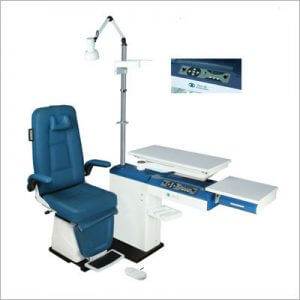 Doctor Model Chair Unit
